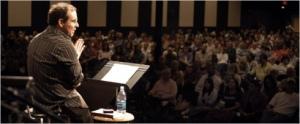 Greg Boyd Teaching at Woodland Hills Church